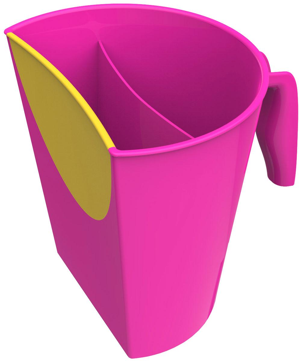 BabyOno Ковш детский для мытья головы цвет фуксия -  Контейнеры для игрушек, ковши
