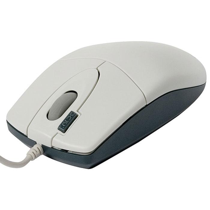 A4Tech OP-620D, Silver мышь