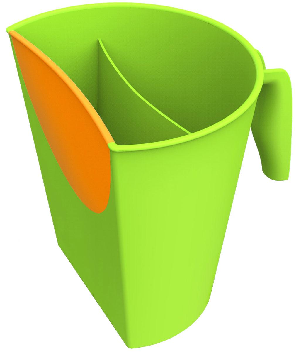 BabyOno Ковш детский для мытья головы цвет салатовый -  Контейнеры для игрушек, ковши