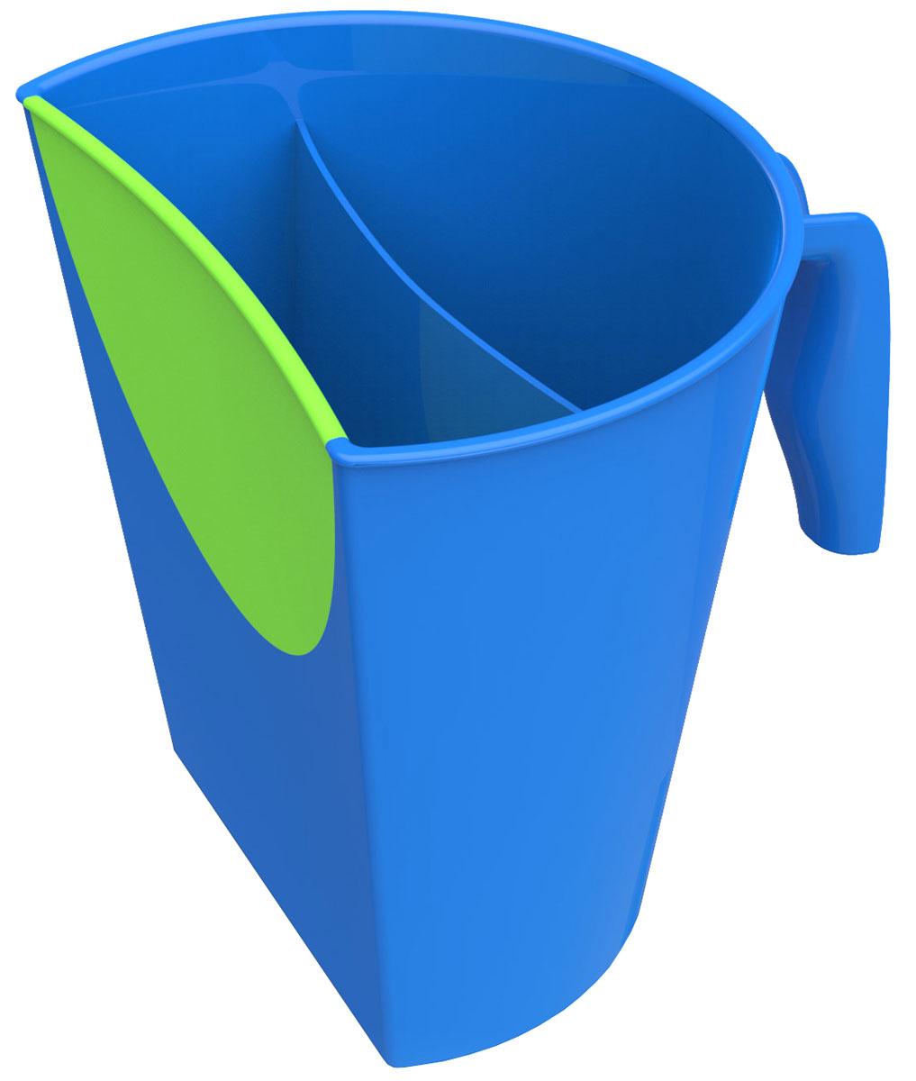 BabyOno Ковш детский для мытья головы цвет синий детский ковшик babyono голубой 1035