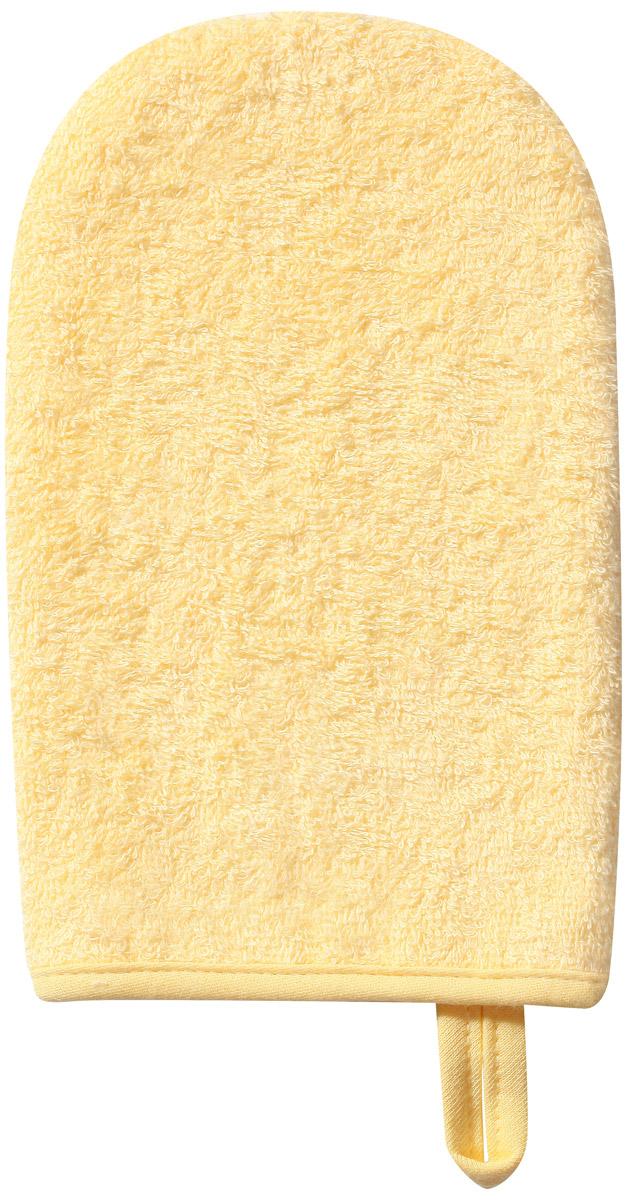 BabyOno Мочалка детская Рукавичка цвет желтый167_желтыйМочалка детская BabyOno Рукавичка незаменима уже с первого купания.Форма рукавицы обеспечивает удобство при купании малыша, а также при ежедневном уходе - мытье рук и лица в течение дня. Рукавица изготовлена из высококачественного мягкого 100 % хлопка, благодаря чему не раздражает нежную кожу крохи.Товар сертифицирован.
