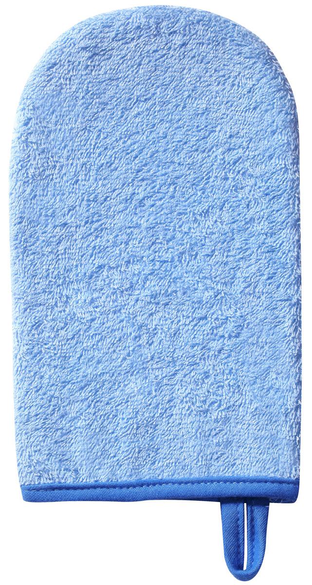 BabyOno Мочалка детская Рукавичка цвет голубой167_голубойМочалка детская BabyOno Рукавичка незаменима уже с первого купания. Форма рукавицы обеспечивает удобство при купании малыша, а также приежедневном уходе - мытье рук и лица в течение дня. Рукавица изготовлена извысококачественного мягкого 100 % хлопка, благодаря чему не раздражаетнежную кожу крохи.Товар сертифицирован.