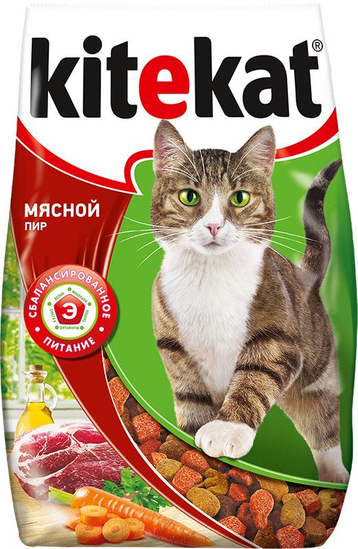 Корм сухой для кошек Kitekat, мясной пир, 1,9 кг40433Сухой корм для взрослых кошек Kitekat - это специально разработанный рацион с оптимально сбалансированным содержанием белков, витаминов и микроэлементов. Уникальная формула Kitekat включает в себя все необходимые для здоровья компоненты: - белки - для поддержания мышечного тонуса, силы и энергии; - жирные кислоты - для здоровой кожи и блестящей шерсти; - кальций, фосфор, витамин D - для крепости костей и зубов; - таурин - для остроты зрения и стабильной работы сердца; - витамины и минералы, натуральные волокна - для хорошего пищеварения, правильного обмена веществ, укрепления здоровья.Состав: злаки, мясо и субпродукты, белковые растительные экстракты, жиры животного происхождения, растительные масла (источник омега-6), овощи, пивные дрожжи, витамины и минеральные вещества. Анализ: белки 28 г; жиры 9 г; зола 8 г; клетчатка не более 5 г; влажность не более 10 г; кальций 1,2 г; фосфор 0,8 г; витамин А 1200 ME; витамин D 120 ME; витамин Е 6 мг; а также витамин В2, витамин В12, пантотеновая кислота, биотин, витамин В1, витамин В6, ниацин, таурин, метионин. Товар сертифицирован.