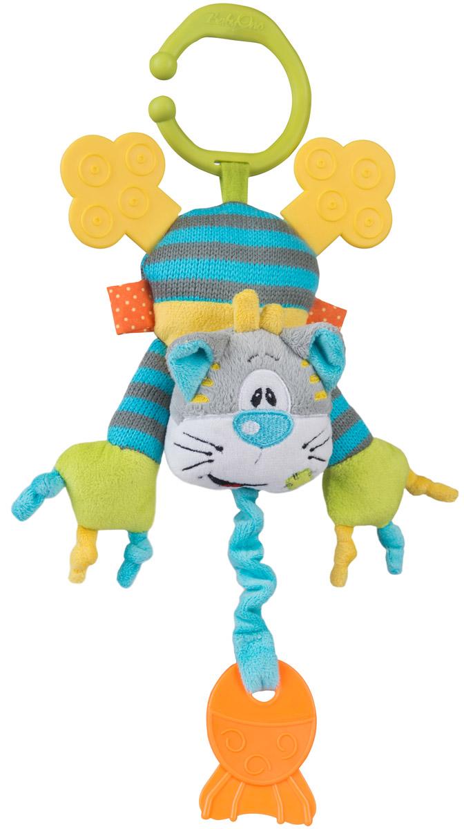 BabyOno Игрушка-подвеска Котик cova подвеска котик