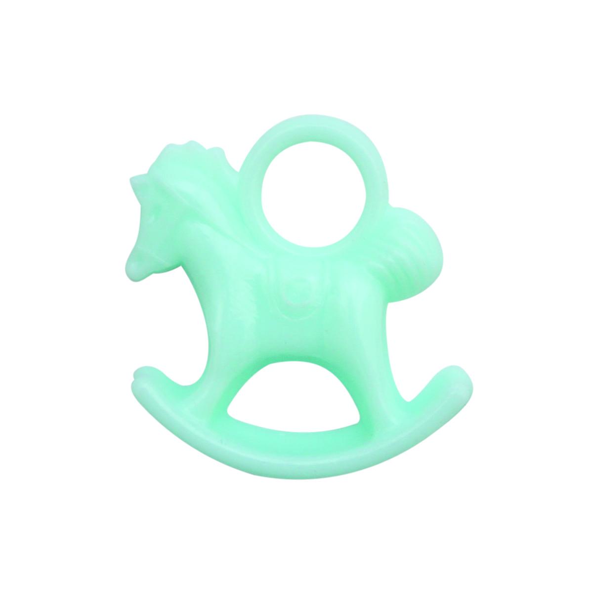 Декоративный элемент Lan Jing Ling Лошадка, цвет: голубой, 6 шт7713771Набор Lan Jing Ling Лошадка состоит из 6 декоративных элементов,изготовленных из высококачественного пластика.Изделия предназначены для декорирования. Они могут пригодиться в оформлении подарков, авторских фотоальбомов, открыток, а также вскрапбукинге. Размер элемента: 3 х 3 см.