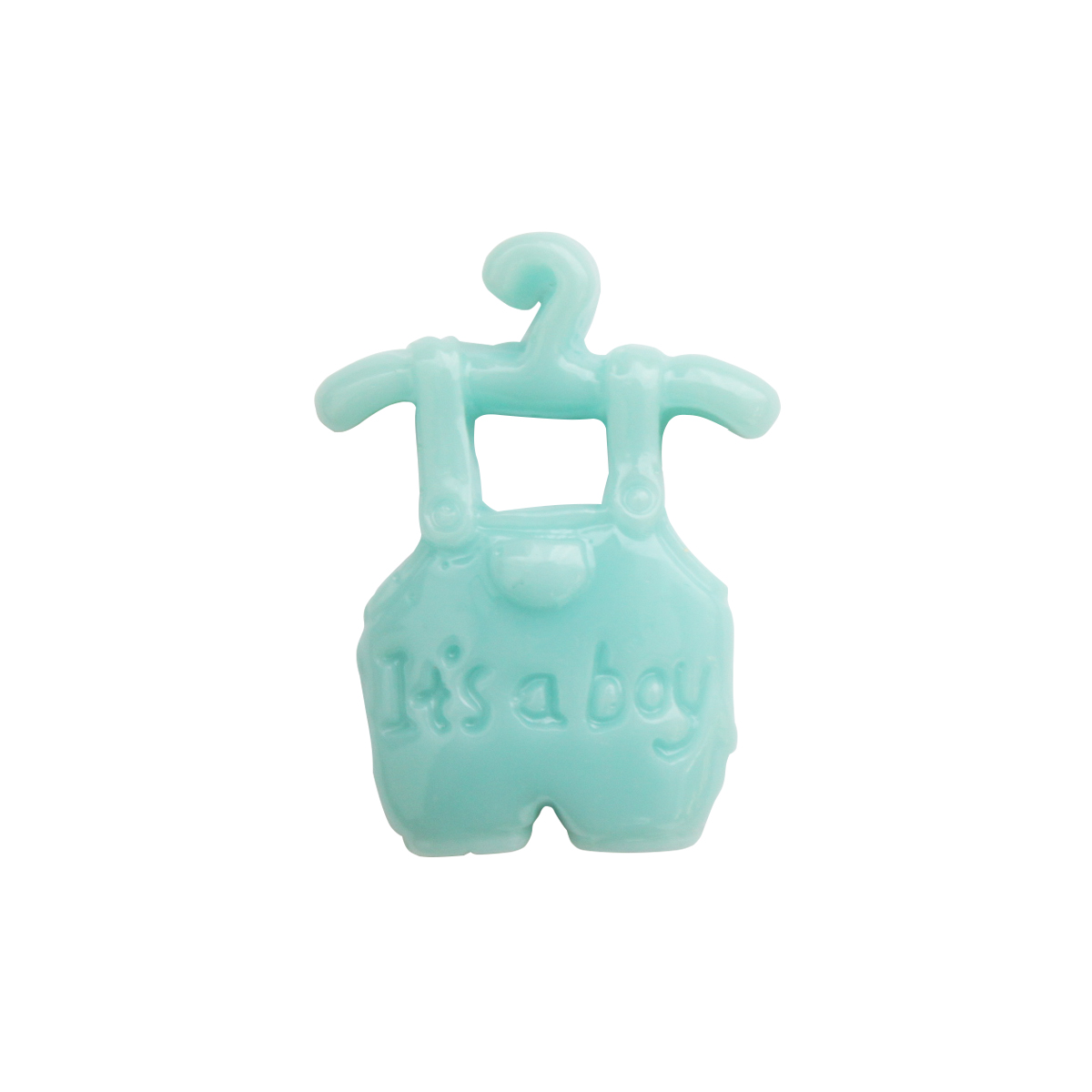 Декоративный элемент Lan Jing Ling Штанишки, цвет: голубой, 6 шт580798_ голубойМиниатюрные декоративные элементы, выполненные из пластика. Используются при создании авторских фотоальбомов, открыток и так далее. В упаковке 6 шт.