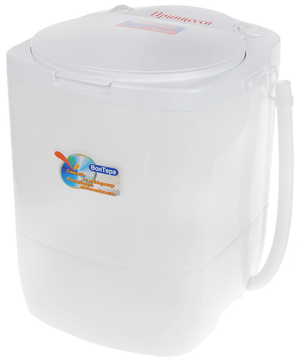 ВолТера Принцесса BT-CM1RU стиральная машина цвет белый