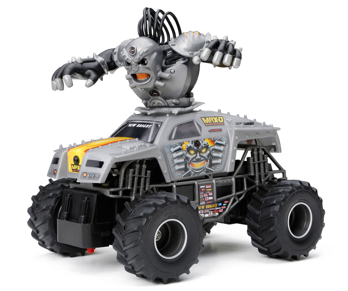 New Bright Радиоуправляемая модель Max-D Carnage Creature