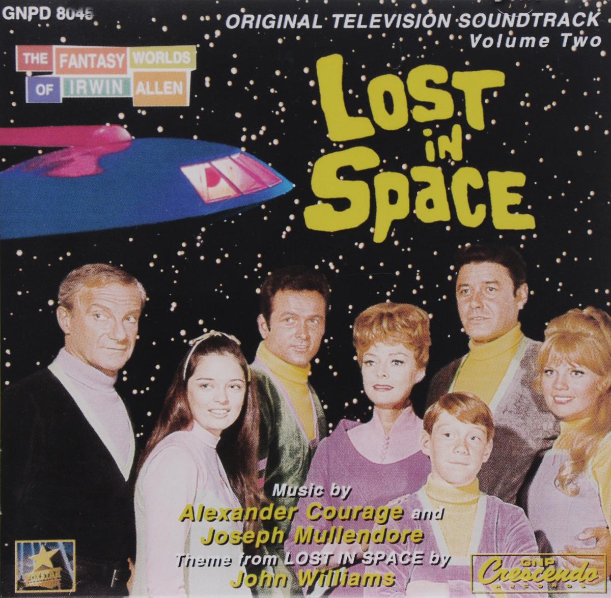 The Fantasy Worlds Of Irwin Allen. Vol. 2. Lost In Space. Original Television Soundtrack. Vol. 2