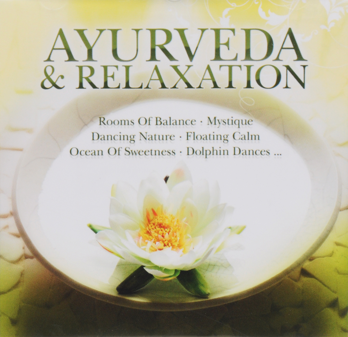все цены на Ayurveda & Relaxation (2 CD)