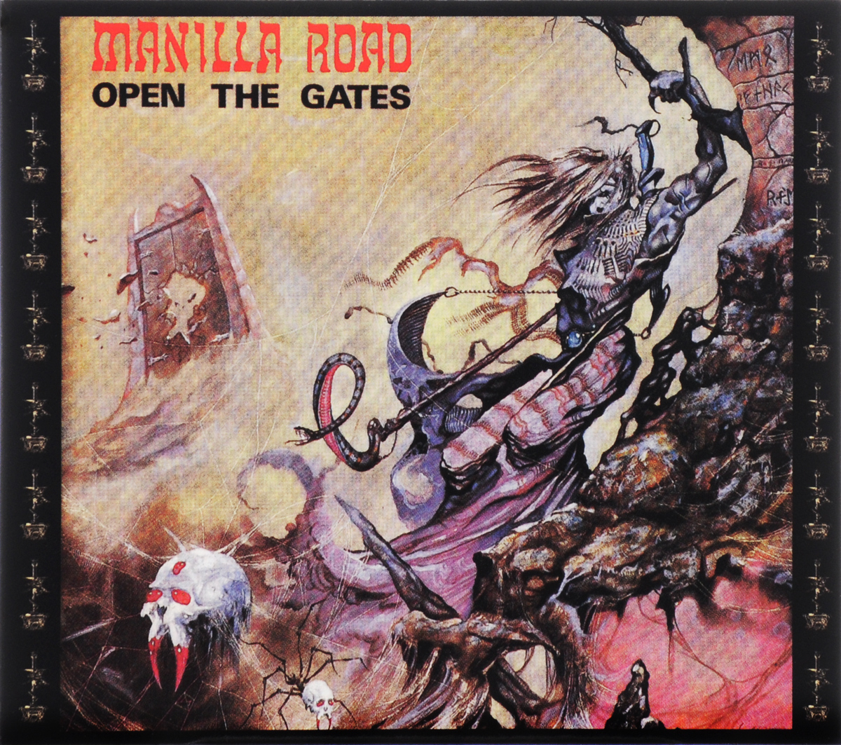 Manilla Road Manilla Road. Open The Gates (Ultimate Edition) roxy music the high road