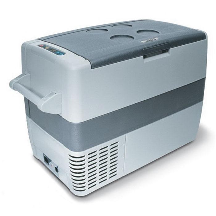 Waeco CoolFreeze CF-50 АС автохолодильник компрессорный 47 лCF-50АСАвтомобильный компрессорный холодильник Waeco CoolFreeze CF-50 АС предназначен для эксплуатации на отдыхе, в походах или путешествиях. Он оснащен уникальным маленьким герметичным компрессором переменного тока. Производителем также предусмотрена специальная защитная система от перепадов напряжения.Автомобильные холодильники от компании Waeco эффективно работают в любое время года, практичны и удобны в эксплуатации, а также отличаются прочностью и долговечностью.Быстрое охлаждениеПотребление: 45 Вт3-х ступенчатое защитное релеВнутреннее освещениеСъемная крышкаОхлаждение: от +10 до -18°СВынимающаяся корзина