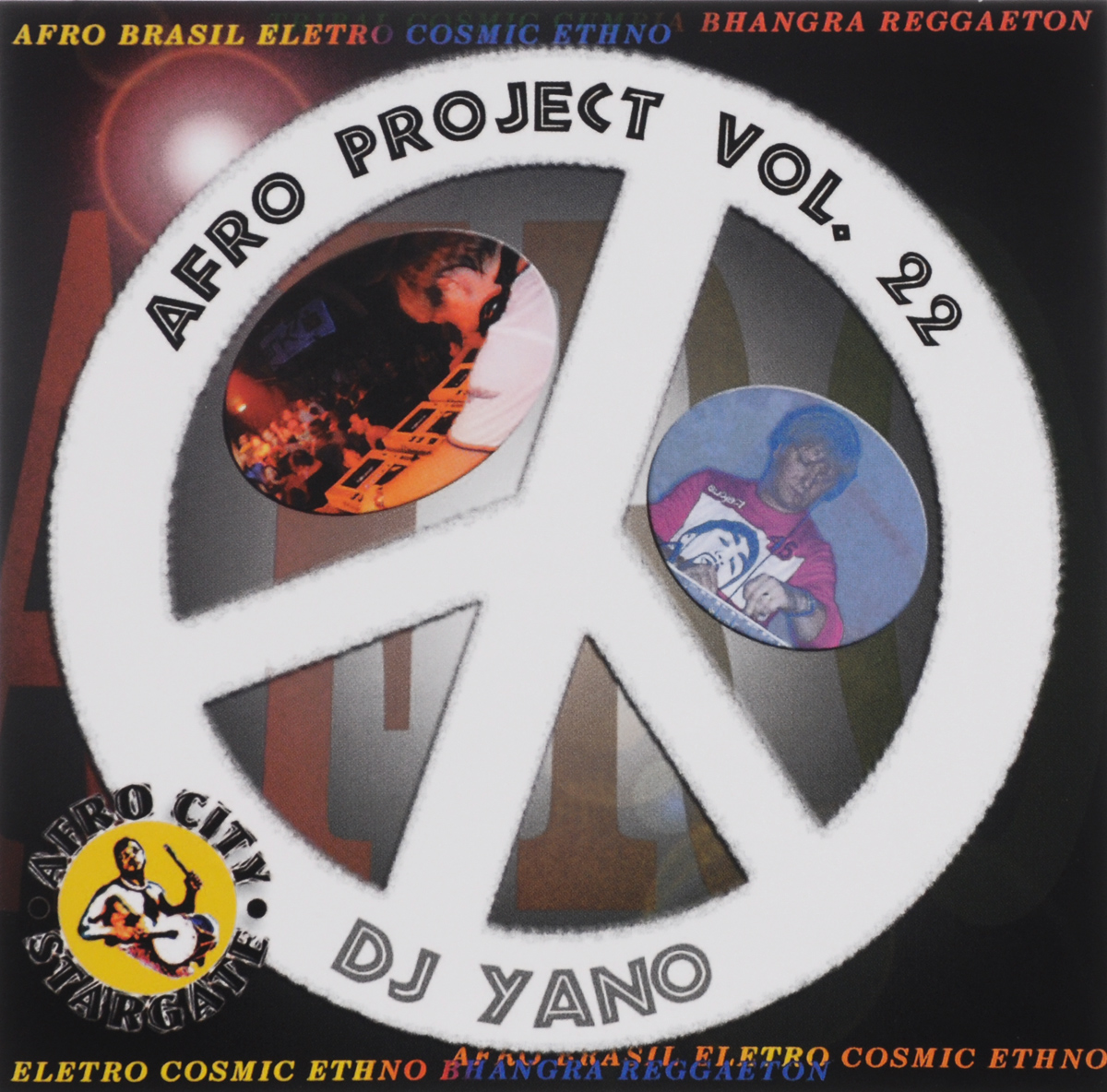 Dj Yano Dj Yano. Afro Project. Vol. 22 dj yano dj yano afro project vol 24 special limited edition cd dvd