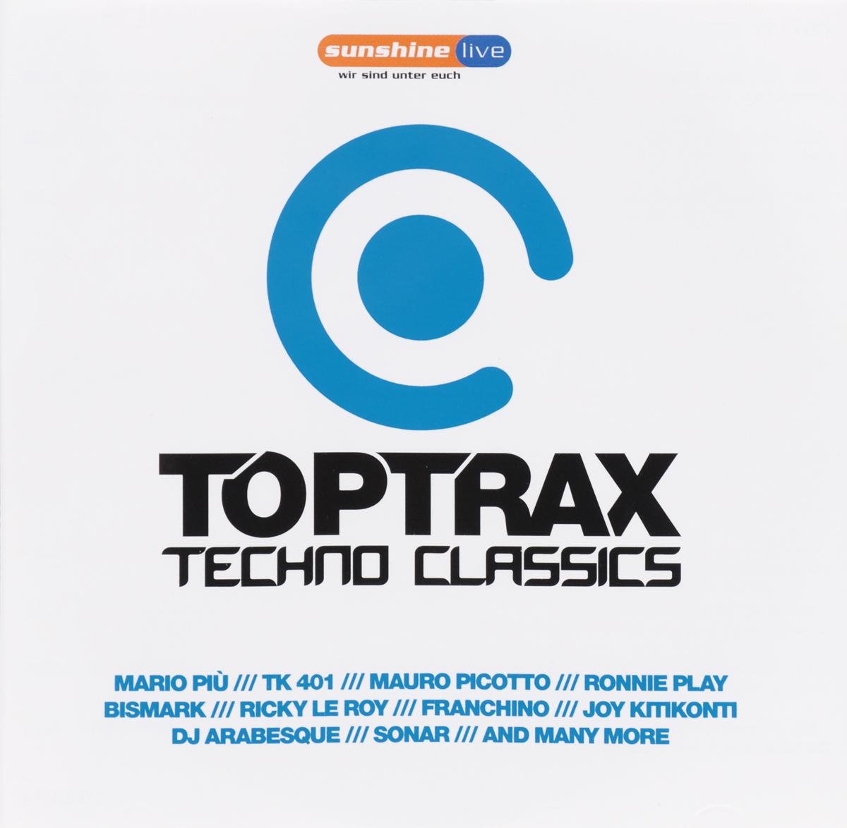 Megamind,Ricky Le Roy,TK 401,Джой Китиконти,Franchino,Fabio MC,DJ Arabesque,Мауро Пикотто,Ricky Effe,Ронни Плэй Toptrax Techno Classics (2 CD) юбки фedora юбка джой