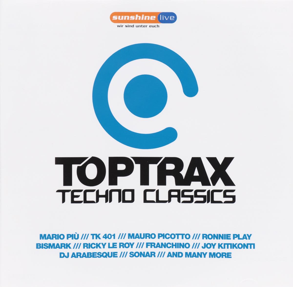 Toptrax Techno Classics (2 CD)