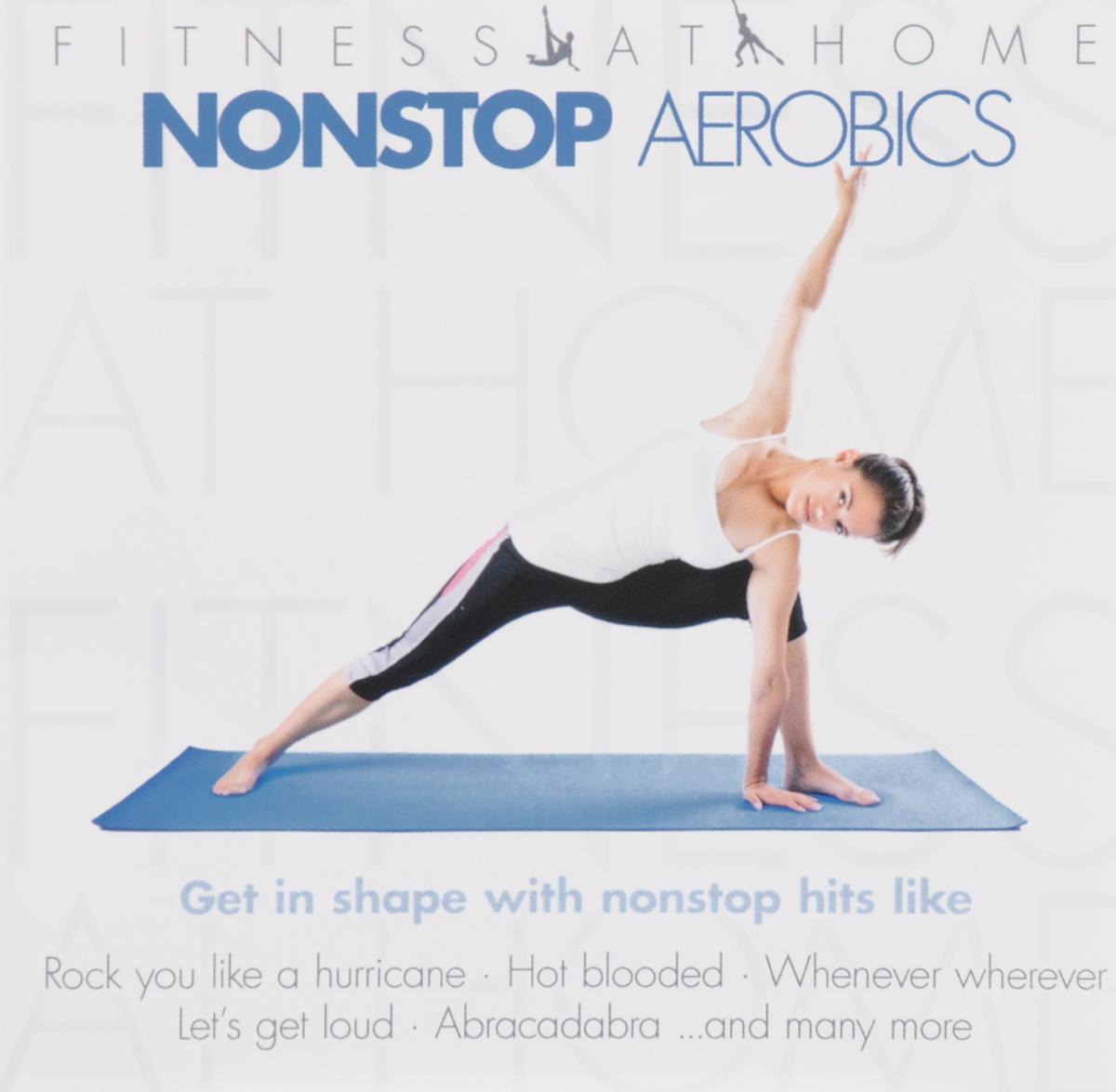 Fitness At Home. Nonstop Aerobics (2 CD)