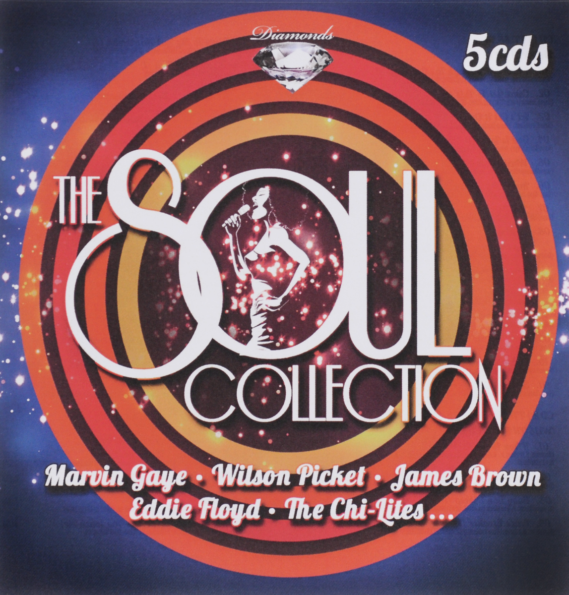 Diamonds. The Soul Collection (5 CD)