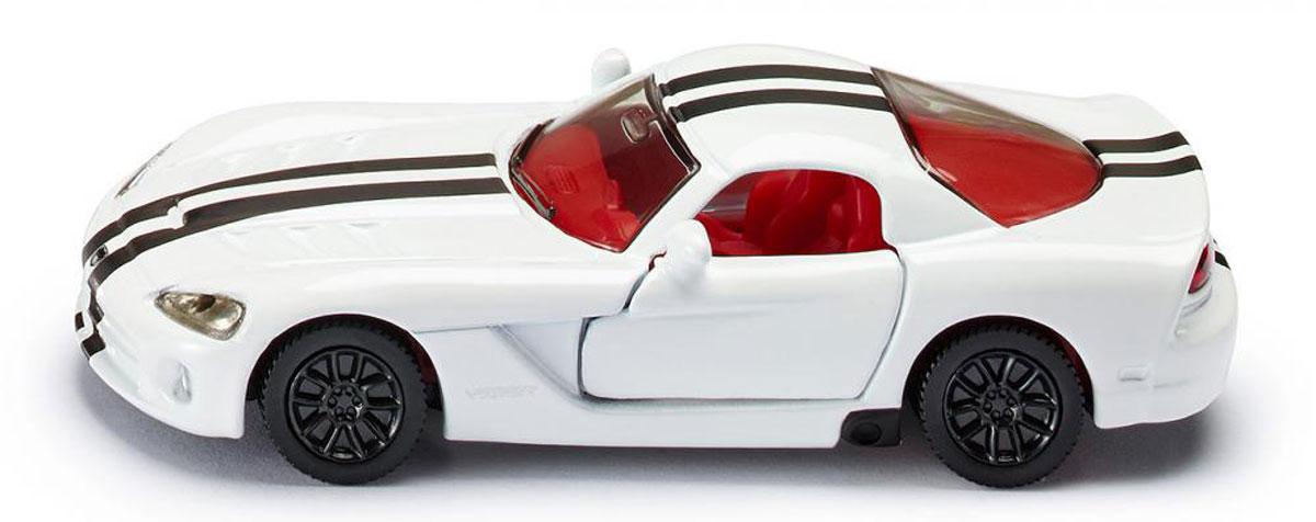 Siku Модель автомобиля Dodge Viper модель автомобиля 1 24 motormax dodge viper srt10 racing 2003