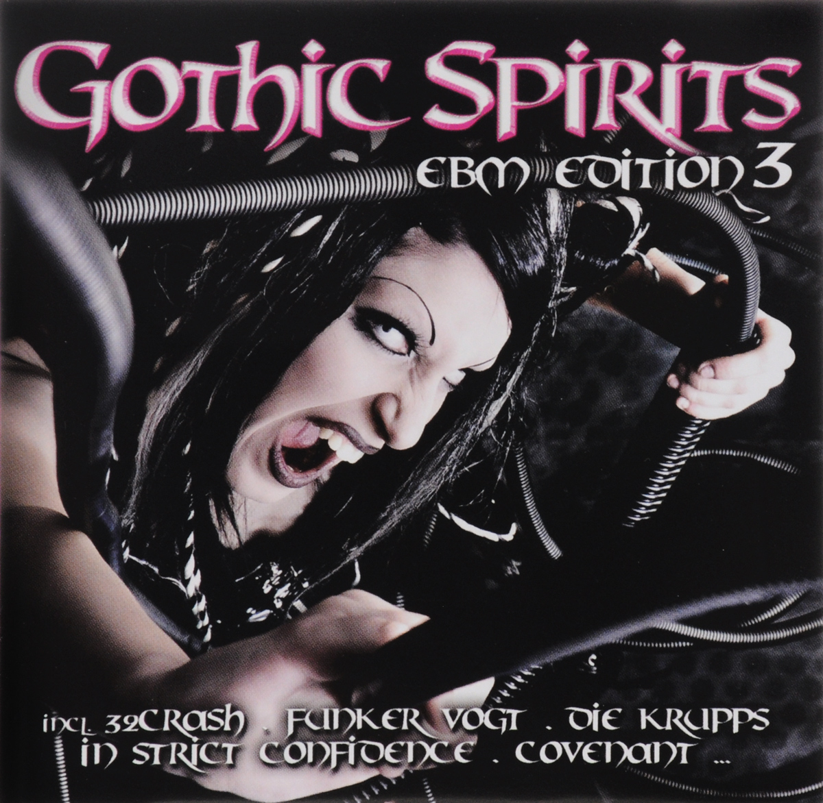 Gothic Spirits. EBM Edition 3 (2 CD)