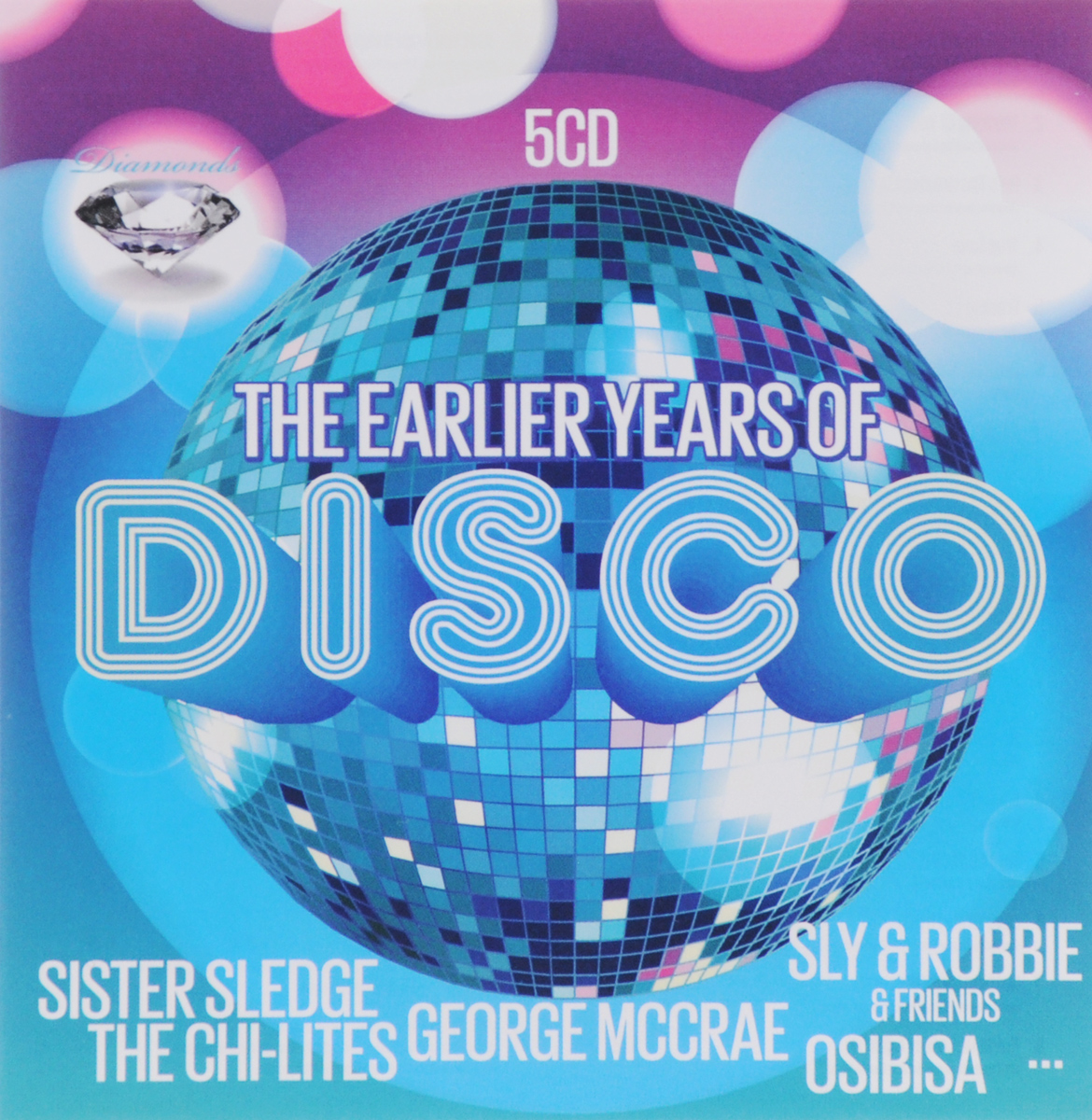 The Earlier Years Of Disco (5 CD)