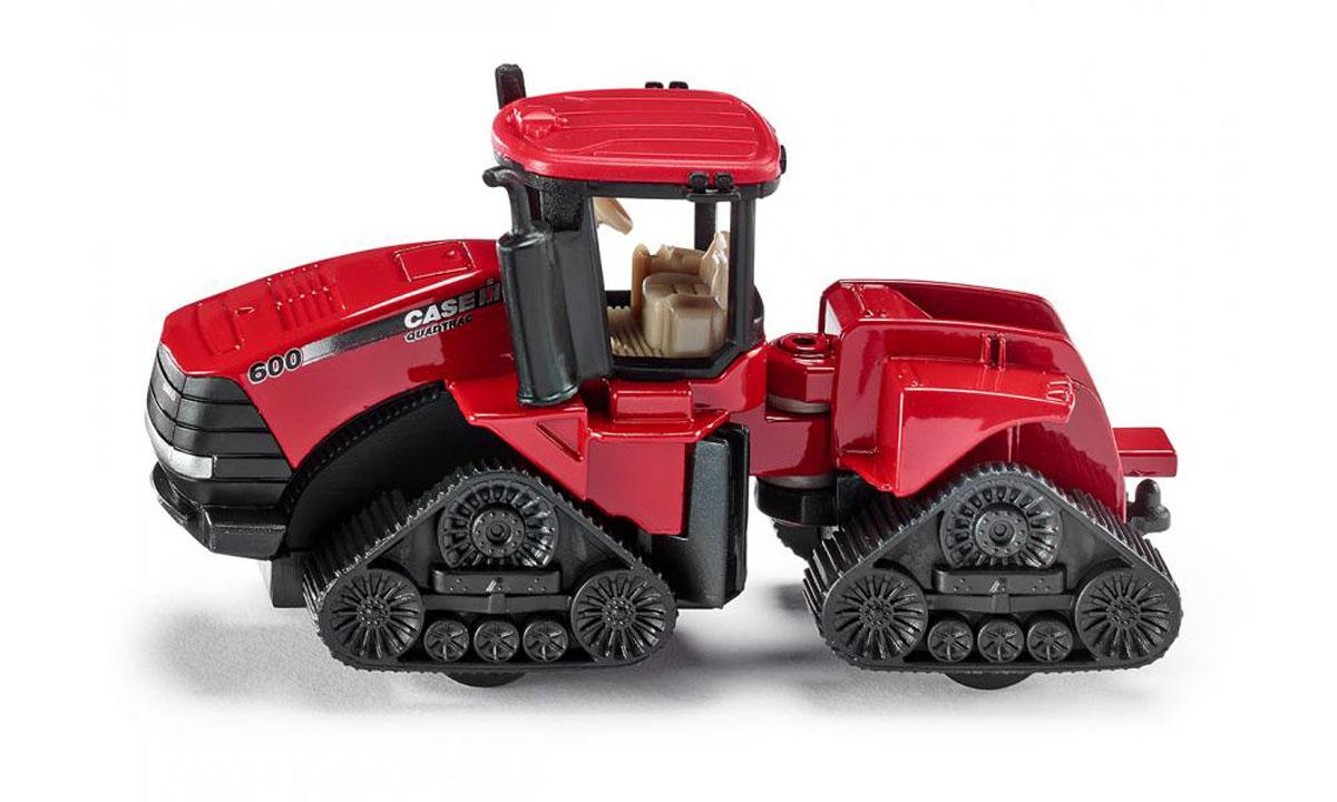 Siku Трактор гусеничный Case IH Quadtrac 600 машинки tomy трактор case ih 210 puma