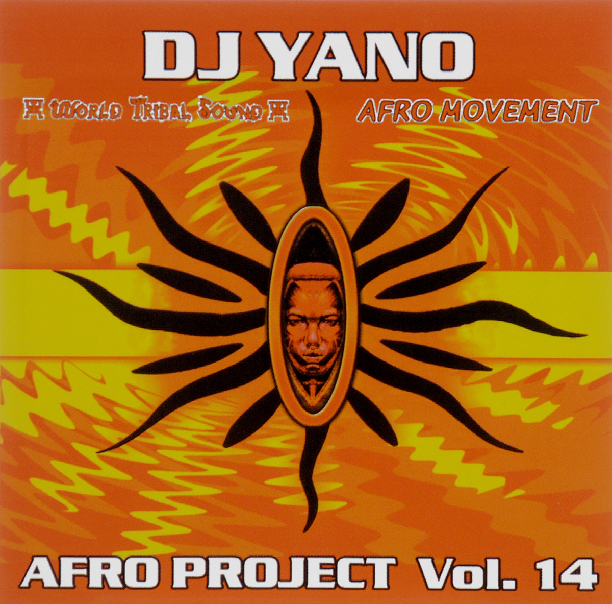 Dj Yano Dj Yano. Afro Project. Vol. 14 dj yano dj yano afro project vol 24 special limited edition cd dvd