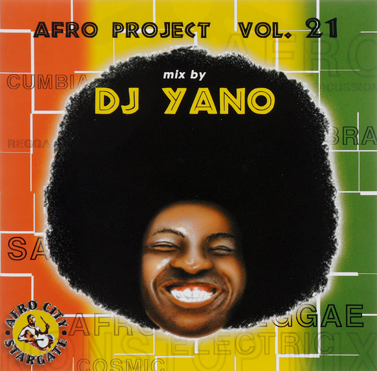 Zakazat.ru DJ Yano. Afro Project Vol. 21