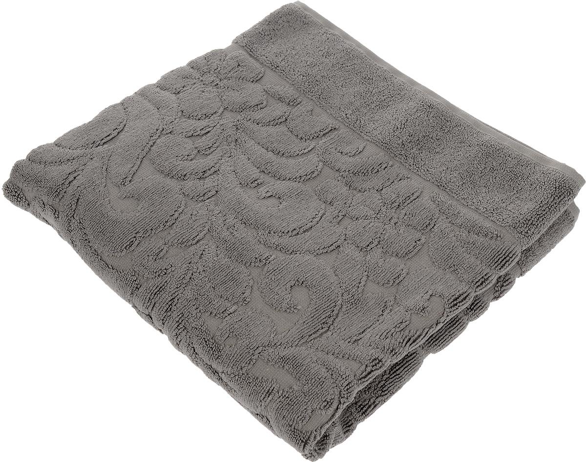"Коврик-полотенце для ванной Issimo Home ""Valencia"", цвет: норка, 50 x 80 см"