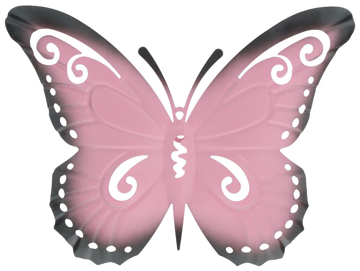 Декор настенный Gardman Butterfly, 12,5 х 16,5 см домик для птиц gardman домик для птиц gardman 24 см