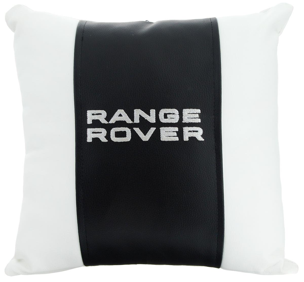 Подушка на сиденье Autoparts Range Rover, цвет: белый,черный, 30 х 30 смМ061_белый,черныйПодушка на сиденье Autoparts Range Rover создана для тех, кто весь свой день вынужден проводить за рулем. Чехол выполнен из высококачественной дышащей экокожи. Наполнителем служит холлофайбер. На задней части подушки имеется змейка.Особенности подушки:- Хорошо проветривается.- Предупреждает потение.- Поддерживает комфортную температуру.- Обминается по форме тела.- Улучшает кровообращение.- Исключает затечные явления.- Предупреждает развитие заболеваний, связанных с сидячим образом жизни. Подушка также будет полезна и дома - при работе за компьютером, школьникам - при выполнении домашних работ, да и в любимом кресле перед телевизором.