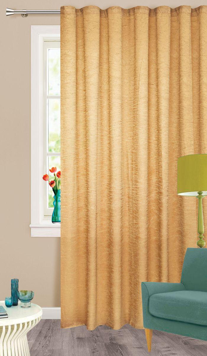"""""""Garden"""" – это универсальная и интересная серия домашних штор для яркого и стильного оформления окон и создания особенной уютной атмосферы. Эта штора великолепно смотрится как одна, так и в паре, в комбинации с нежной тюлевой занавеской, собранная на подхваты и свободно ниспадающая естественными складками. Такая штора, изготовленная полностью из прочного и очень практичного полиэстерового полотна, долговечна и не боится стирок, не сминается, не теряет своего блеска и яркости красок."""