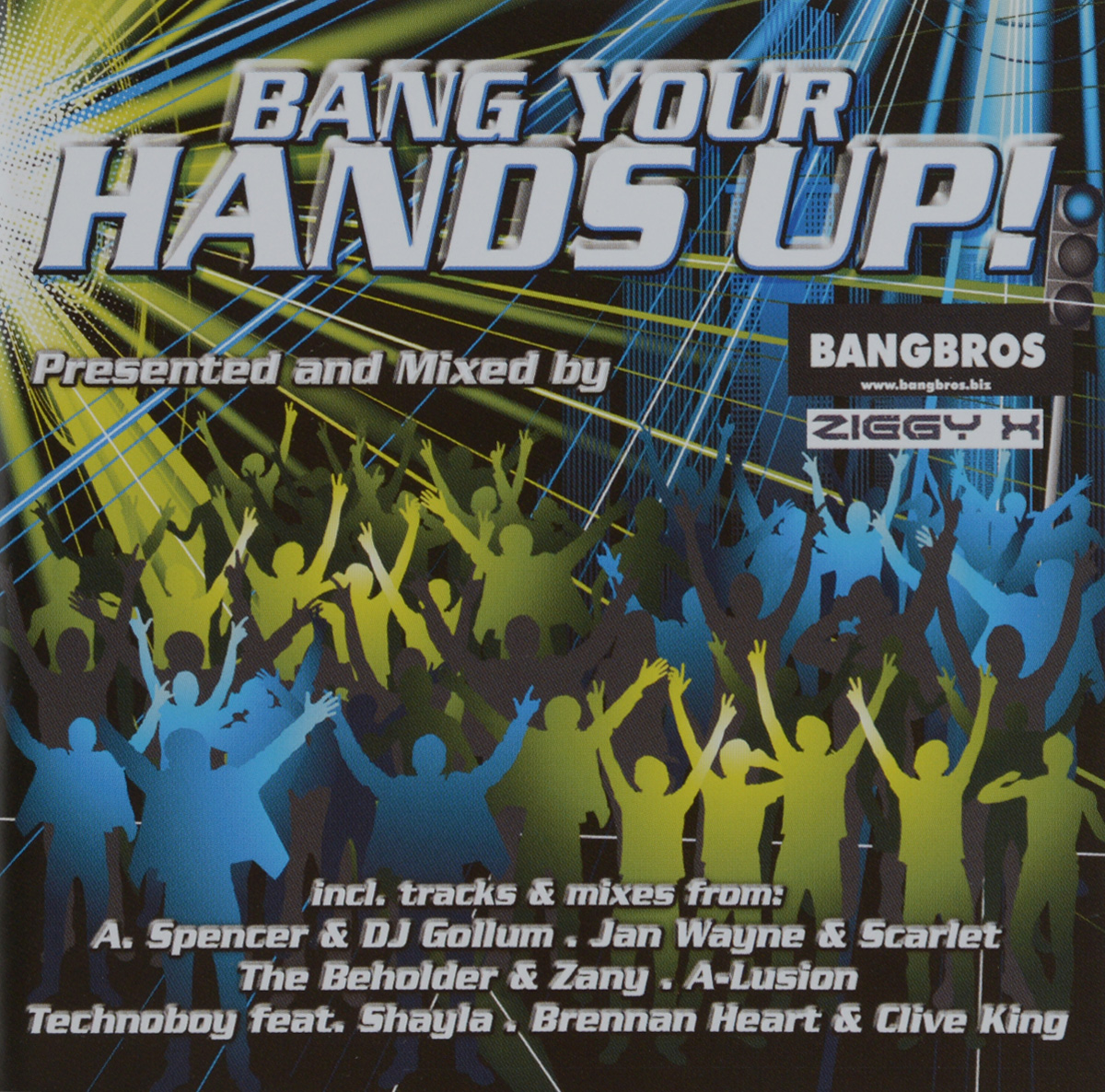Bang Your Hands Up! (2 CD) top up your english 1 cd