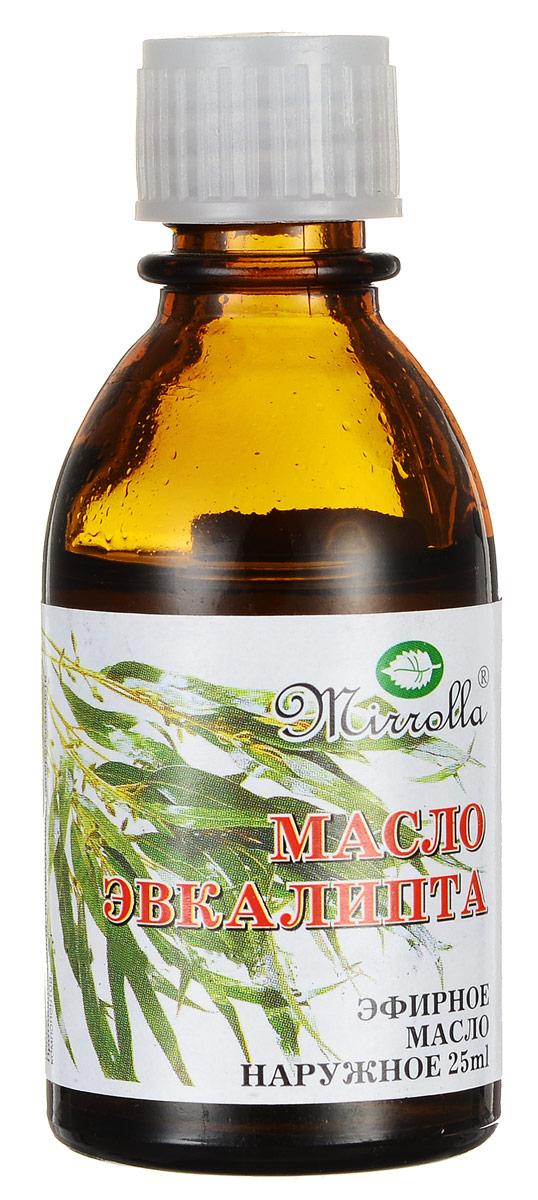Масло эфирное Мирролла Эвкалипт 25мл110511929962Эфирное масло Эвкалипта – обладает дезодорирующими свойствами; отбеливает кожу; помогает бороться с расширенными порами; укрепляет волосы, препятствует их выпадению.