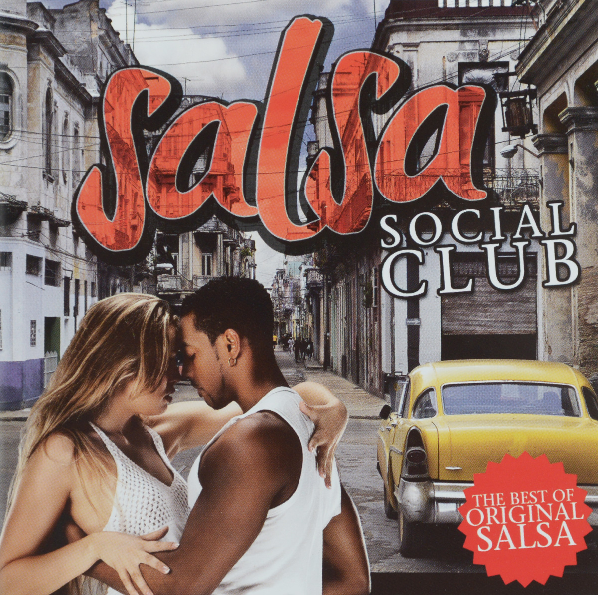 Salsa Social Club (2 CD) cd диск various artists the classic rb collection 3 cd
