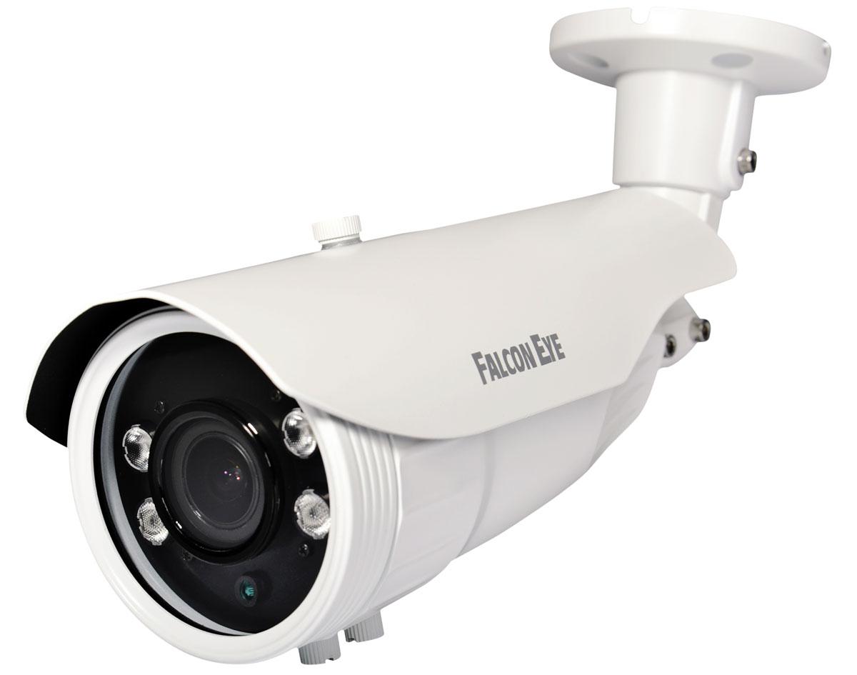 Falcon Eye FE-IBV720AHD/45M, White камера видеонаблюденияFE-IBV720AHD/45M БЕЛАЯFalcon Eye FE-IBV720AHD/45M - всепогодная AHD-камера, прекрасно подойдет для наружного и внутреннего наблюдения. Данная модель обладает высокопрочным корпусом, благодаря чему надежно защищена от воздействия влаги и пыли, и приспособлена к работе в широком температурном диапазоне, благодаря чему подходит для эксплуатации в неотапливаемых помещениях и на улице. Одной из главных достоинств данной камеры является ее высокое качество съемки, обеспечиваемое матрицей Aptina CMOS AR0130.Камера обладает компактными размерами и эргономичной конструкцией, которая позволяет максимально быстро установить ее в необходимом месте. Кроме того, благодаря внедрению в данной модели ряда передовых разработок камера обладает чрезвычайно низким энергопотреблением. Стоит также отметить, что дальность передачи сигнала данной камеры может достигать 500 м. Если вы решили организовать надежную систему видеонаблюдения, тогда данная модель - это именно то, что вам нужно.Процессор: NVP2431Сигнал/шум: 50 дБКрепление: М14Потребление: 100/340 мА