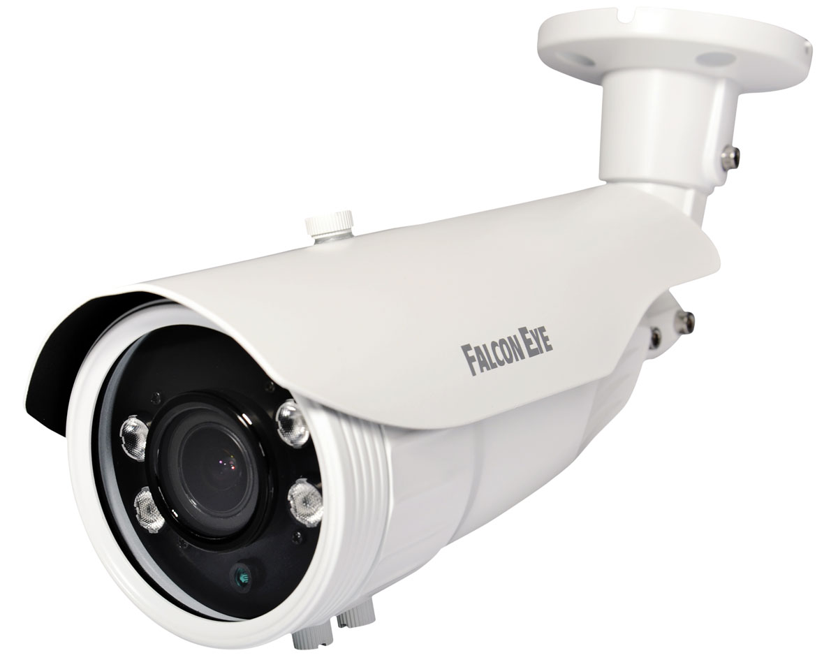 Falcon Eye FE-IBV720AHD/45M, White камера видеонаблюдения old version degen de1103 1 0 ssb pll fm stereo sw mw lw dual conversion digital world band radio receiver de 1103 free shipping
