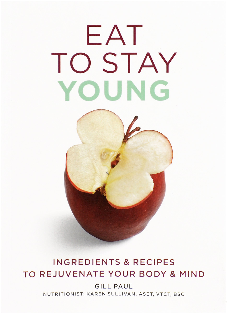 Eat To Stay Young alexander mishkin how to stay young it