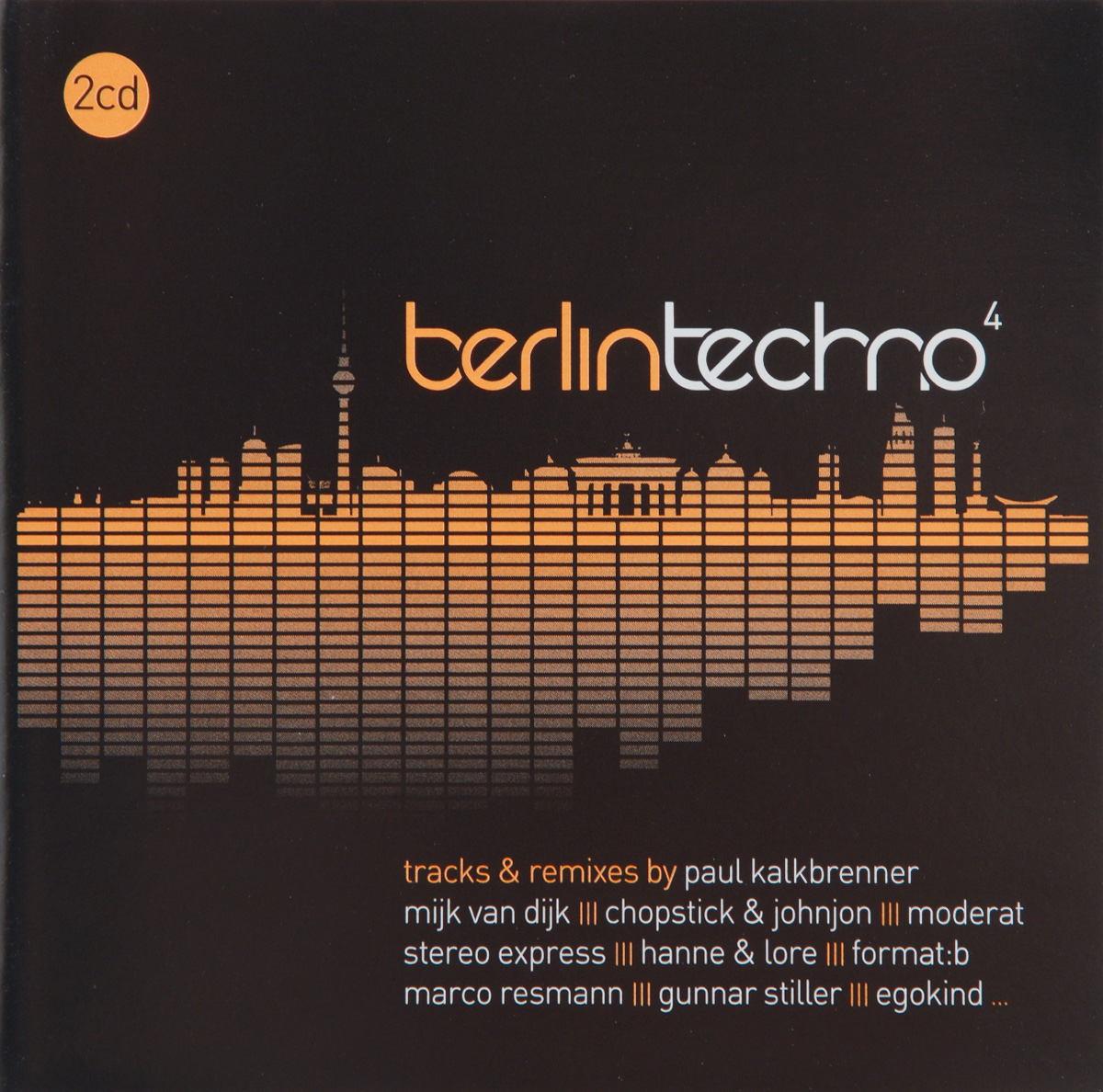 Berlin Techno 4 (2 CD)