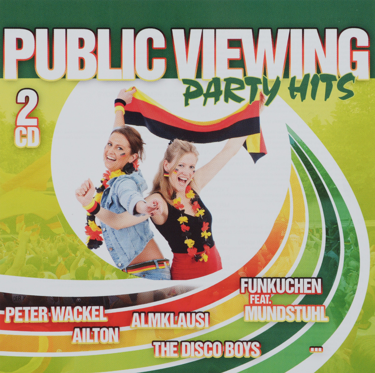 Public Viewing Party Hits (2 CD) christmas party hits