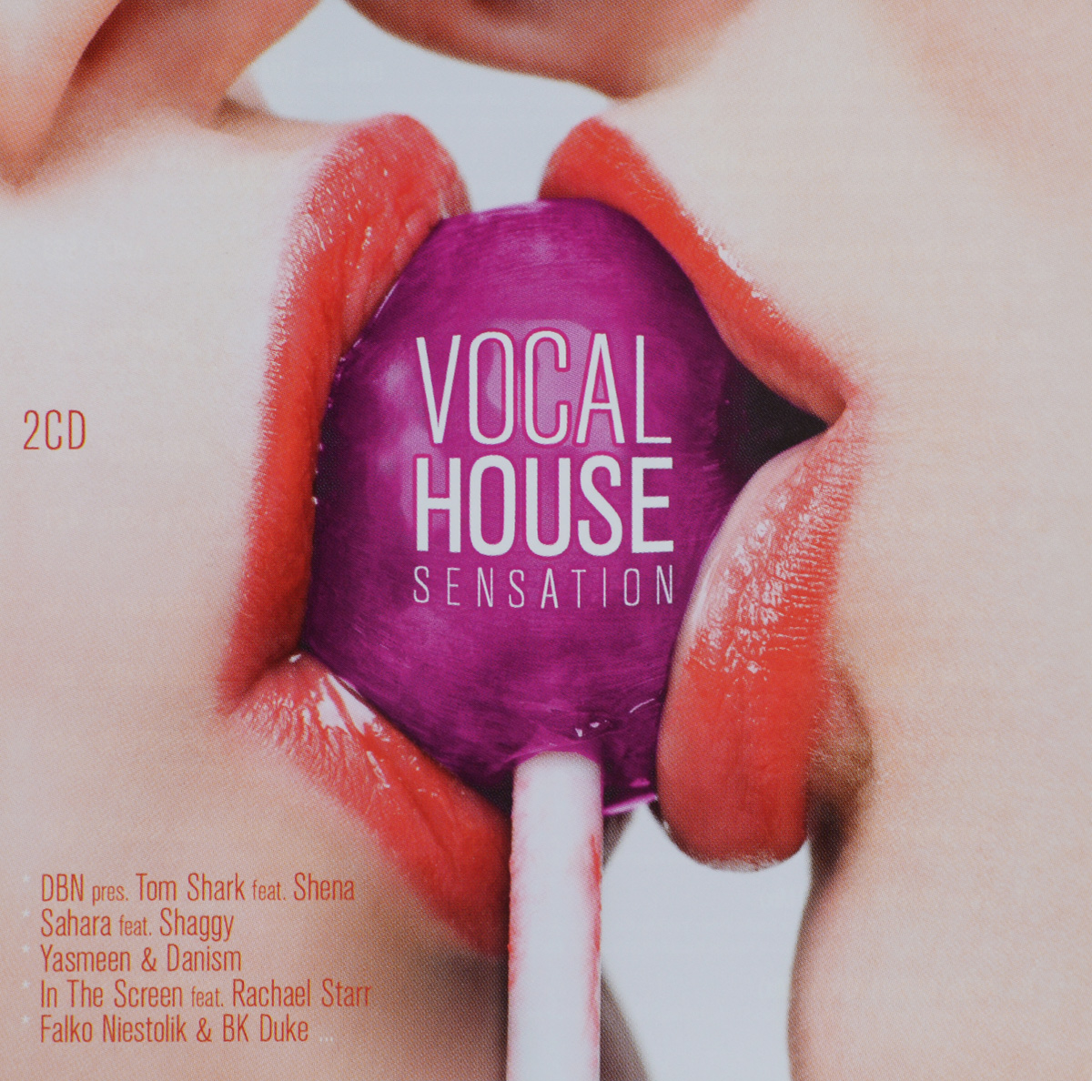 Vocal House Sensation (2 CD)