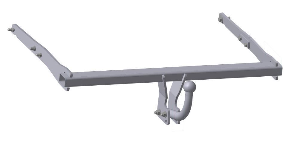 Фаркоп Bosal, для Ford Mondeo 2007/03-, без электрики3966-AФаркоп Bosal предназначен для крепления к автомобилю Ford Mondeo. Тип фаркопа А - это съемный кованый шар с 2 отверстиями. Стандартный шар на двух болтах - это практичный и наиболее используемый вариант. Шар крепится с помощью болтов, что дает возможность при необходимости снять его. Допустимая горизонтальная нагрузка: 1200 кг, вертикальная: 50 кг.