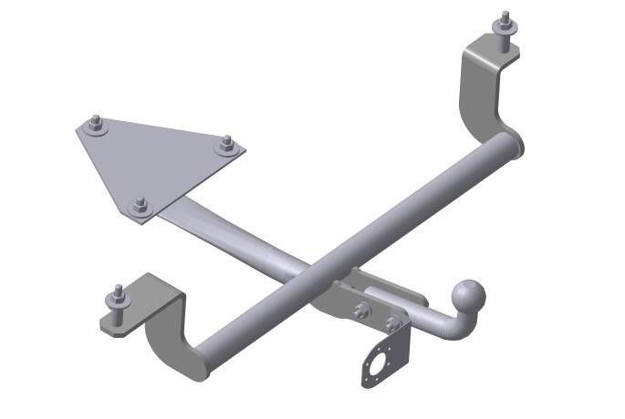 Фаркоп Bosal, для Lada Приора 21703 хэтчбек, седан, универсал, 2007-2013, Lada 2110, 2111, 21121226-AФаркоп Bosal предназначен для крепления к автомобилю Lada и Lada Приора. Тип фаркопа А - это съемный кованый шар с двумя болтами.Стандартный шар на двух болтах - это практичный и наиболее используемый вариант. Шар крепится с помощью болтов, что дает возможность при необходимости снять его. Характеристики:Максимально допустимая масса прицепа: 800 кг.Вертикальная нагрузка на шар: до 75 кг.Тип балки: закрытая.Подрезка бампера: не требуется.