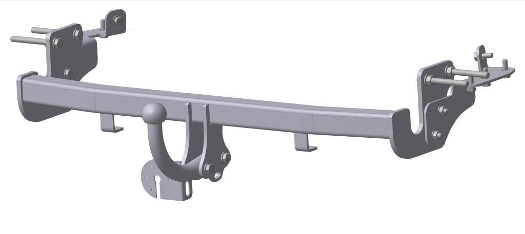 Фаркоп Bosal, для Mitsubishi ASX 2010-4159-AФаркоп Bosal предназначен для крепления к автомобилю Mitsubishi ASX. Тип фаркопа А - это съемный кованый шар с 2 отверстиями. Стандартный шар на двух болтах - это практичный и наиболее используемый вариант. Шар крепится с помощью болтов, что дает возможность при необходимости снять его. Допустимая горизонтальная нагрузка: 1400 кг, вертикальная: 50 кг.