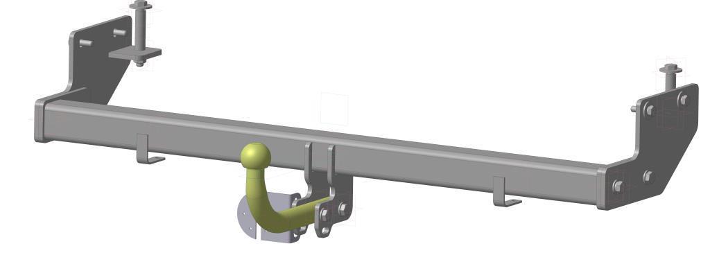 Фаркоп Bosal, для Hyundai Elantra IV 2007-20124242-AФаркоп Bosal предназначен для крепления к автомобилю Hyundai Elantra IV. Тип фаркопа А - это съемный кованый шар с 2 отверстиями. Стандартный шар на двух болтах - это практичный и наиболее используемый вариант. Шар крепится с помощью болтов, что дает возможность при необходимости снять его. Допустимая горизонтальная нагрузка: 1100 кг, вертикальная: 50 кг.