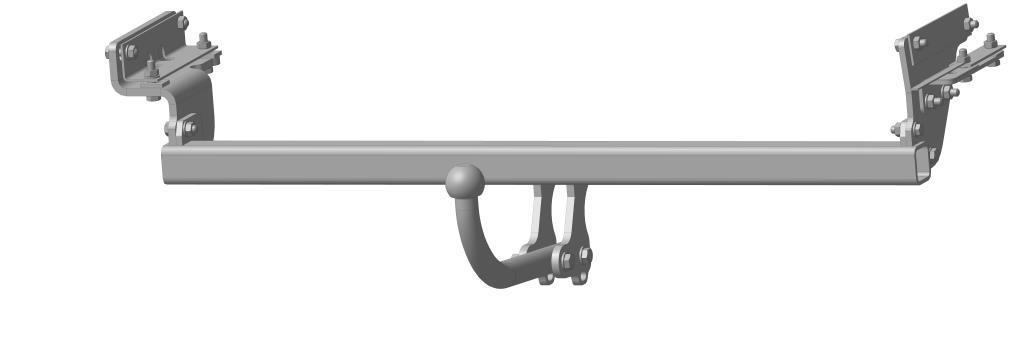 Фаркоп Bosal, для Nissan Qashgai/Qashqai +2 2007-4357-AФаркоп Bosal предназначен для крепления к автомобилю Nissan Qashgai. Тип шара А - это съемный кованый шар с 2 отверстиями. Стандартный шар на двух болтах - это практичный и наиболее используемый вариант. Шар крепится с помощью болтов, что дает возможность при необходимости снять его. Допустимая горизонтальная нагрузка: 1100 кг, вертикальная: 50 кг. В изделии применяется новый экологически безопасный способ окраски, исключает коррозию изделия даже при повреждении наружного слоя покрытия.