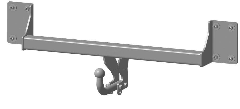 Фаркоп Bosal, для BMW X5 2007/03-2013, без электрики4750-AФаркоп Bosal предназначен для крепления к автомобилю BMW X5. Тип фаркопа А - это съемный кованый шар с 2 отверстиями. Стандартный шар на двух болтах - это практичный и наиболее используемый вариант. Шар крепится с помощью болтов, что дает возможность при необходимости снять его. Допустимая горизонтальная нагрузка: 1500 кг, вертикальная: 50 кг.