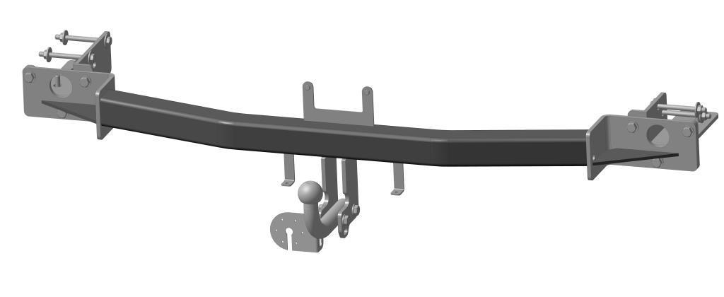 Фаркоп Bosal, для Kia Sorento 2009-20126741-AФаркоп Bosal предназначен для крепления к автомобилю Kia Sorento. Тип фаркопа А - это съемный кованый шар с 2 отверстиями. Стандартный шар на двух болтах - это практичный и наиболее используемый вариант. Шар крепится с помощью болтов, что дает возможность при необходимости снять его. Допустимая горизонтальная нагрузка: 1500 кг, вертикальная: 75 кг.