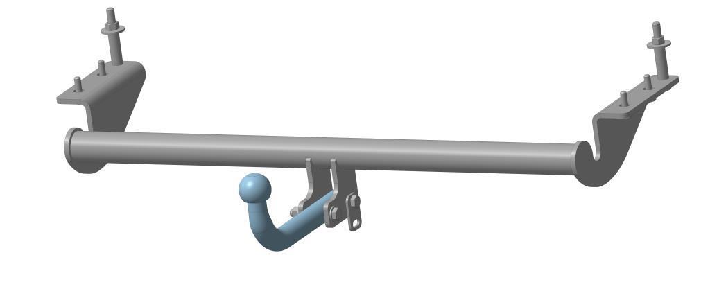 Фаркоп Bosal, для Geely MK 2006-9001-AФаркоп Bosal предназначен для крепления к автомобилю Geely MK. Тип фаркопа А - это съемный кованый шар с 2 отверстиями. Стандартный шар на двух болтах - это практичный и наиболее используемый вариант. Шар крепится с помощью болтов, что дает возможность при необходимости снять его. Допустимая горизонтальная нагрузка: 1100 кг, вертикальная: 50 кг.