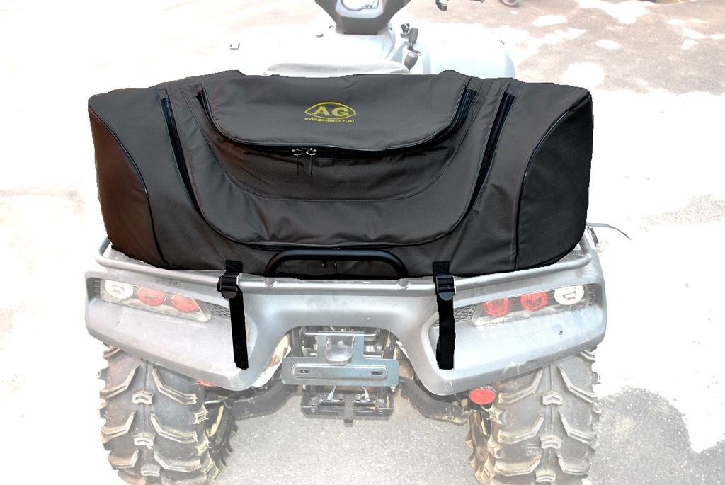 Кофр AG-brand 1ZS, универсальный, цвет: черный. AG-UNI-ATV-KOFR-1ZSAG-UNI-ATV-KOFR-1ZSУниверсальный кофр AG-brand 1ZS, изготовленный из качественного текстиля, подходит для всех марок квадроциклов. Имеет несколько вместительных отсеков для хранения и перевозки вещей и необходимых в путешествии инструментов, а так же технических жидкостей. Удобные крепления на кофре позволяют надежно закрепить органайзер на кузове квадроцикла. Крышка кофра и верхний карман закрываются с помощью молнии. Внутри имеется одно вместительное отделение. Кофр имеет полужесткий каркас и мягкие вставки из вспененного материала.