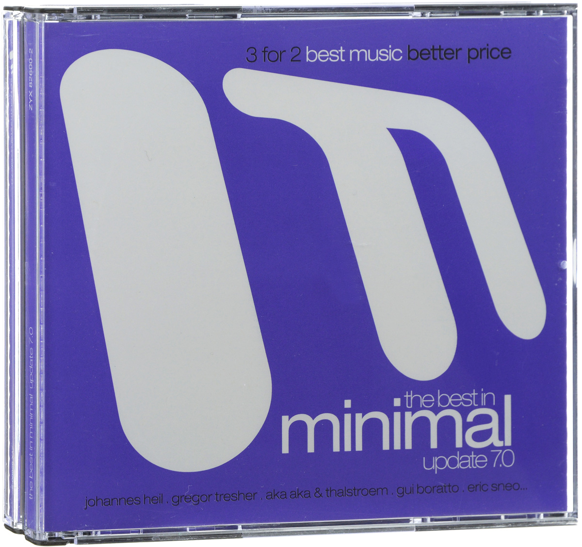 The Best In Minimal Update 7.0 (3 CD)